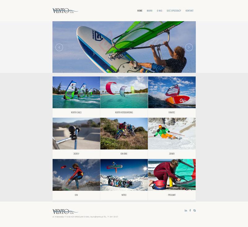 realizacja strony www Realizacje